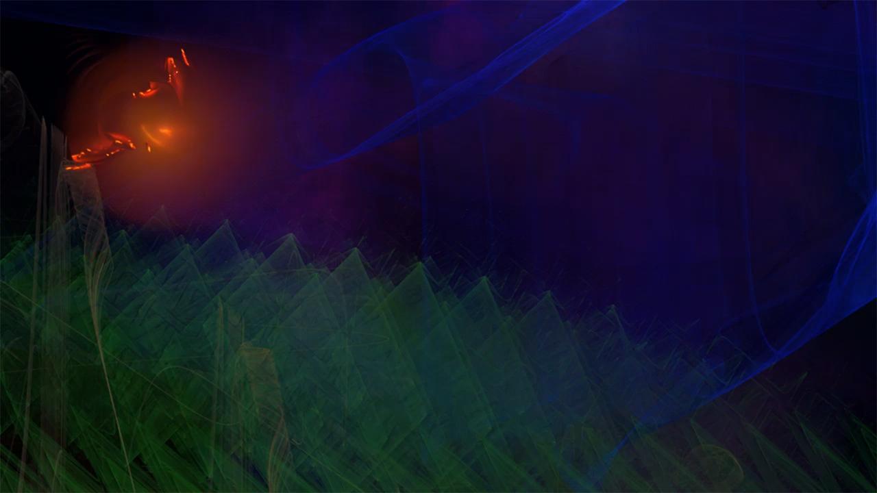 Spectral Dream No. 1 - Dreams Become Fibers Title Screen